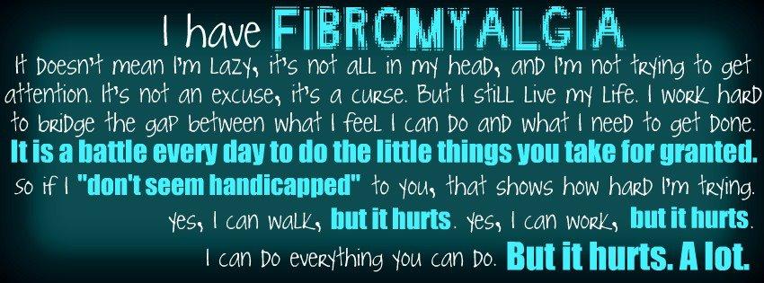 Having Sex Despite Being Hurt from Fibromyalgia