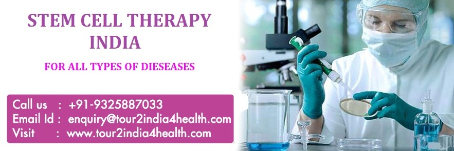 Cell Therapy for Various Diseases in India