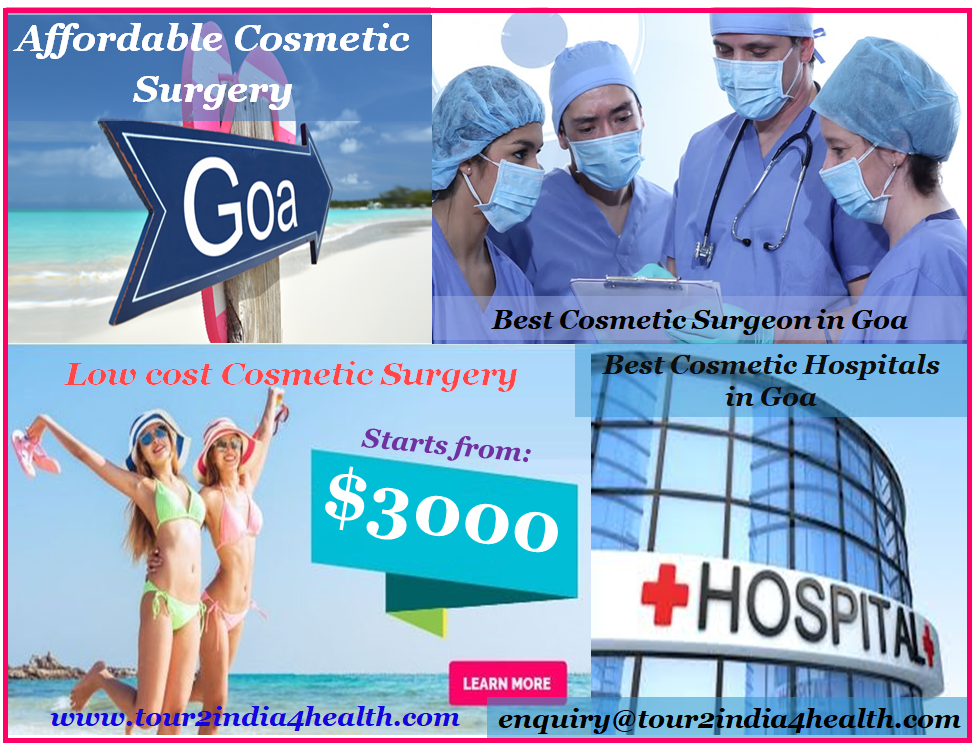 Affordable Cosmetic Surgery in Goa
