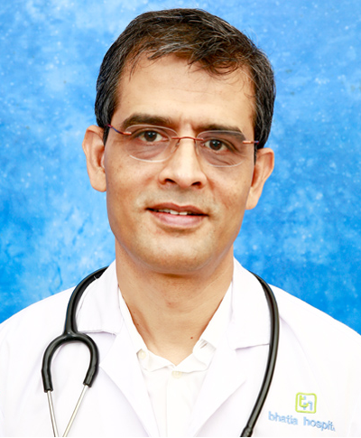 Dr Sandeep Jain