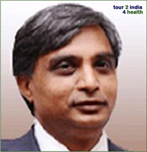 Dr. Antony Aravind