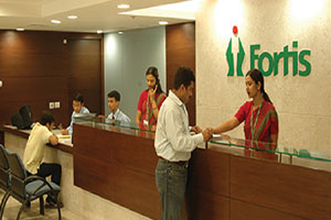 Fortis Hospital, Mulund India
