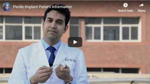 Penile Implant Patinet Information