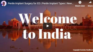 Penile Implant Surgery for ED